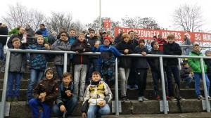 U11 und U15 im  Stadion am Dallenberg