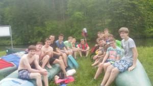U15 an der Rossmühle 2016